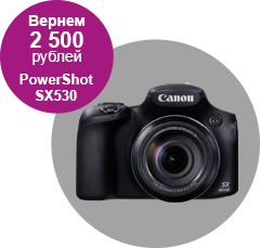 POwerShot SX 530